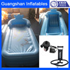 modern style inflatable folding portable bathtub for adults