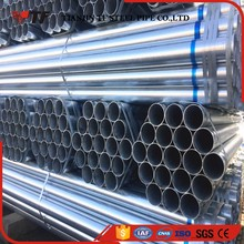 Trade Assurance Low cost galvanized steel drain pipe for green house