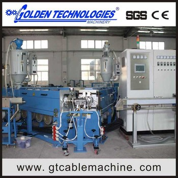 Low Voltage Wire Cable Manufacturing Machine