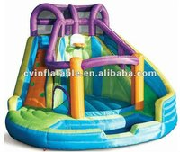 giant unique inflatable water slide /inflatable toy/infalatble slide for kids and adult