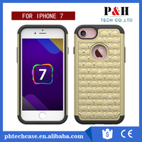 New design custom wholesale waterproof bling PC TPU leather cell mobile phone accessories free sample phone case with floating d