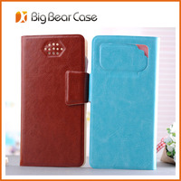 universal wallet cell phone cases for zte warp/n860
