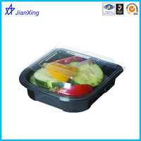 The Most Popular promotional blister plastic lunch / bento boxes