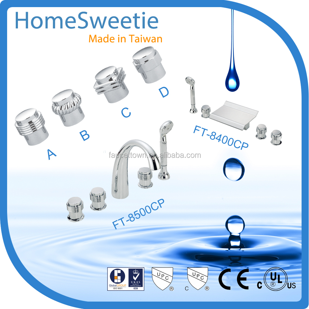 Top sell reliable Taiwan faucet manufacturer upc bathtub faucet