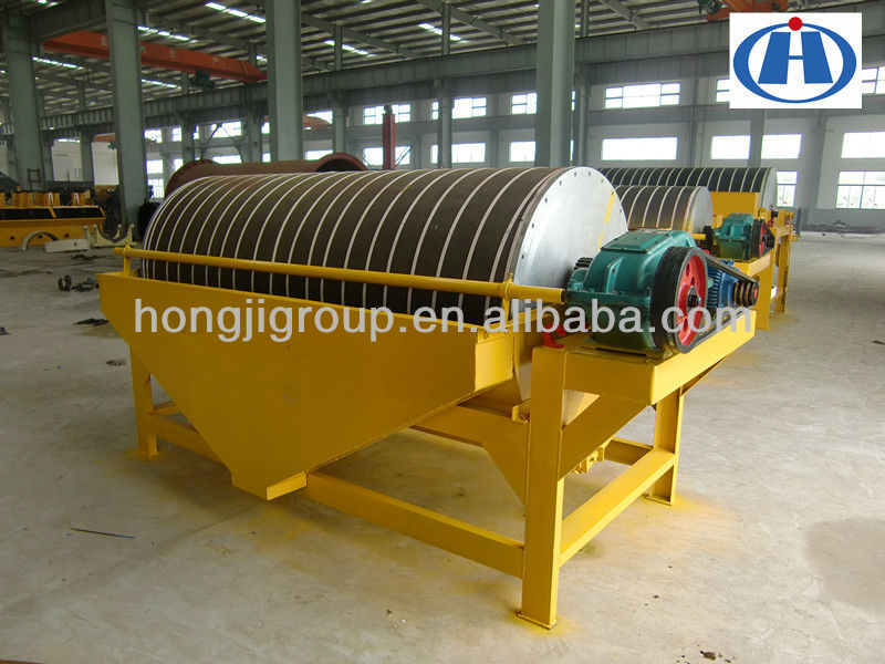 high gradient magnetic separator for iron ore with ISO9001:2008 certificate