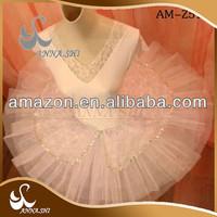 Soft Performance new york v collar ballet tutu costume