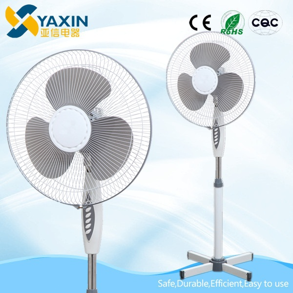 "16""stand <strong>fan</strong> for South American market good quality plastic stand <strong>fan</strong> with cross base"