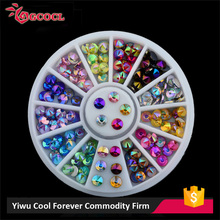 Pinpai brand mix color korea 3d nail art christmas nail salon nail decoration