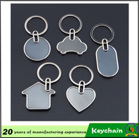 cheap bulk promotional gift keychains key rings (HH-key chain-709)