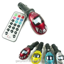 Good quality car MP3/MP4/CD/VCD player FM transmitter with optional WMA format(B-25)
