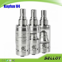 kayfun v4 1:1 clone update kayfun lite atomizer rebuildable dripping kayfun 4 atomizers e cigarette fit for xxix vertex mod