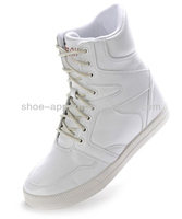 Hot selling high top sneakers skate shoes