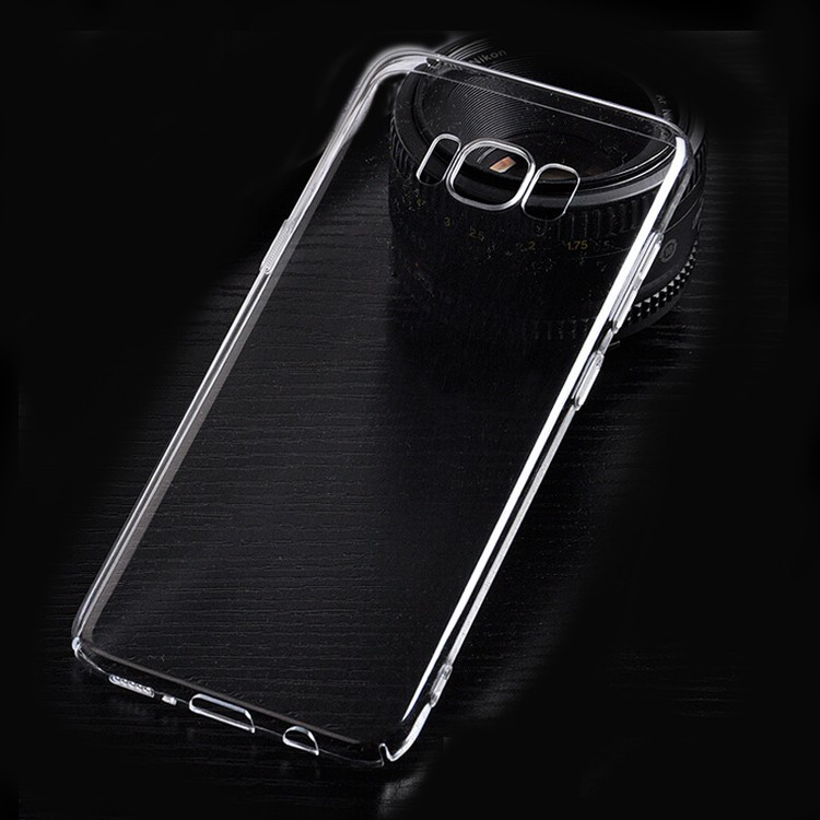 Phone accessory back cover soft shell tpu case for S8 plus cell phone case