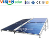 Most economical industrial application solar water heater collector
