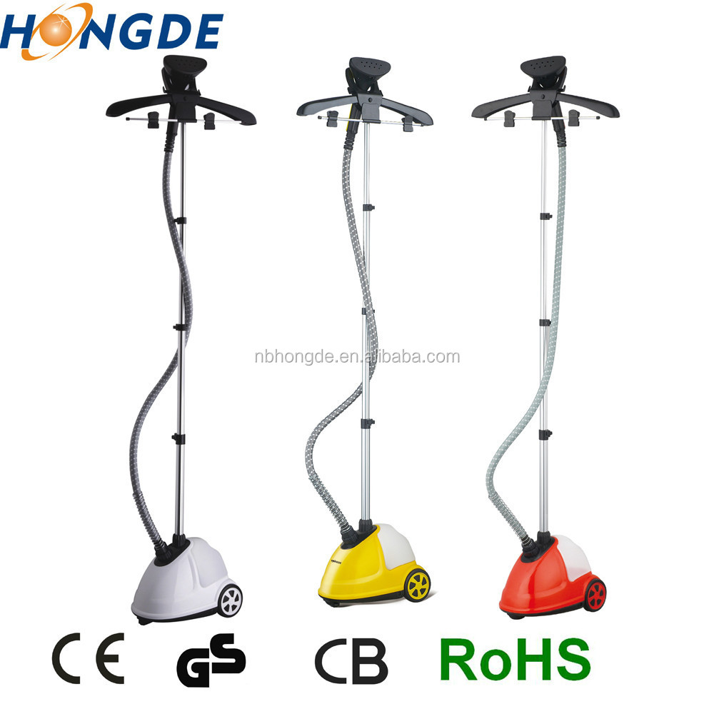as seen on TV high quality with ce rohs steam brush garment steamer