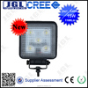 4X4 square&round 15w led work light, super bright led driving light