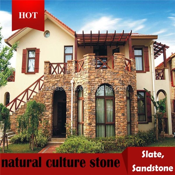 Natural Floor Paving Outdoor Slate Stone Tile