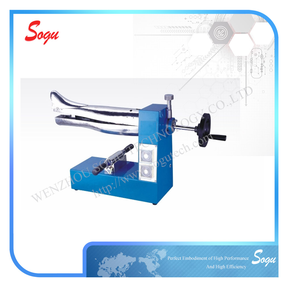 XQ0116 BOOT AND SHOE WRINKLE REMOVING MAKING MACHINE