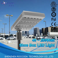 DLC UL Parking Lot Led Shoe