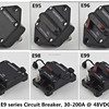 Victor E9 Series Circuit Breaker Waterproof
