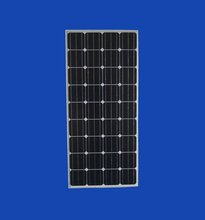 Photovoltaic 130W 12v home use solar panels