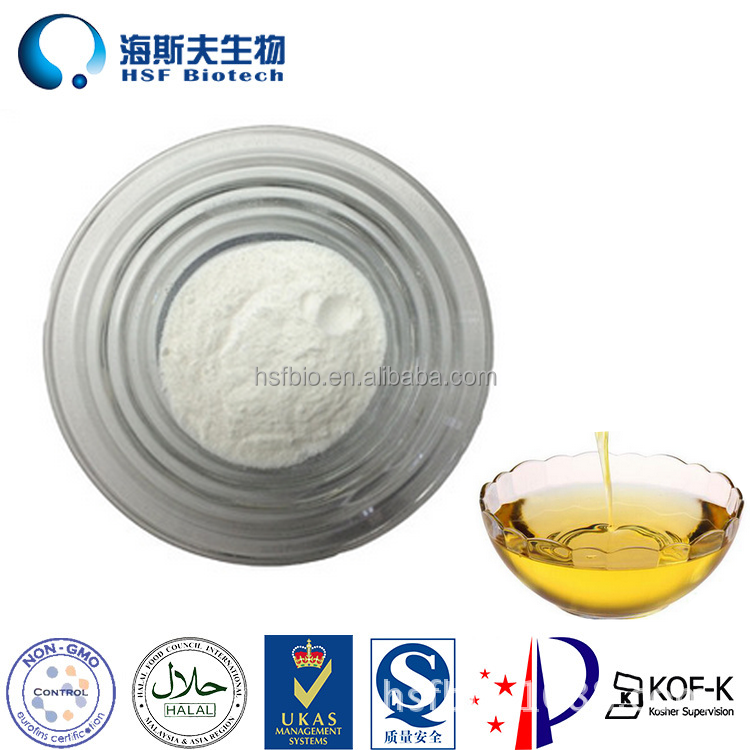 Encapsulated Linseed Oil Powder