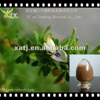 Yohimbe bark extract powder