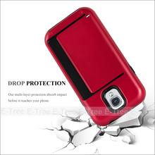 Credit Card Plastic Mobile Phone Case for Samsung Galaxy S4 i9500, Mobile Cover for Samsung Galaxy S4 i9500