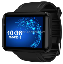 SM22 Bluetooth Smart Clock 2.2 inch Android 4.4 the 3G Smartwatch Phone MTK6572 Dual Core 1.2 GHz 4 G ROM WCDMA GPS Camera