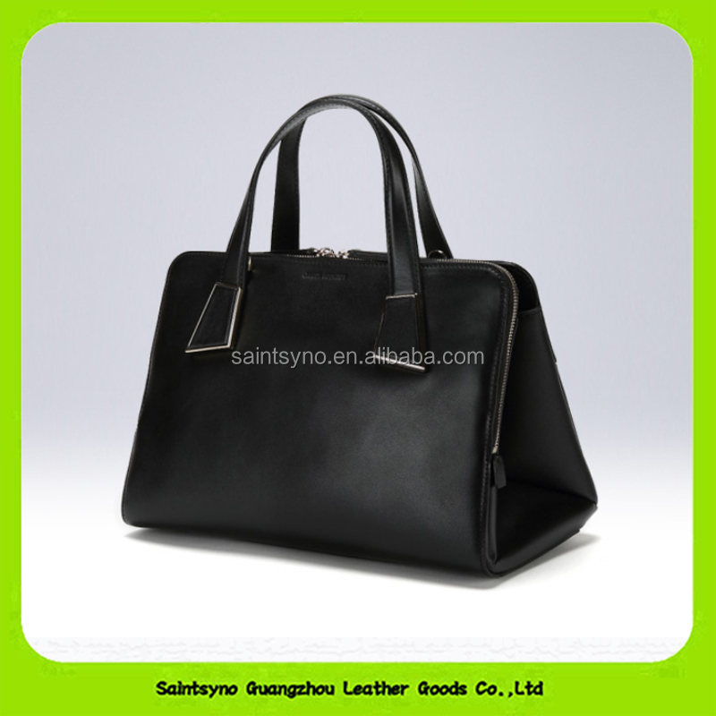 15629 New Design Guangzhou Fashion Lady Bag Ladies Hand Bags Leather Handbag