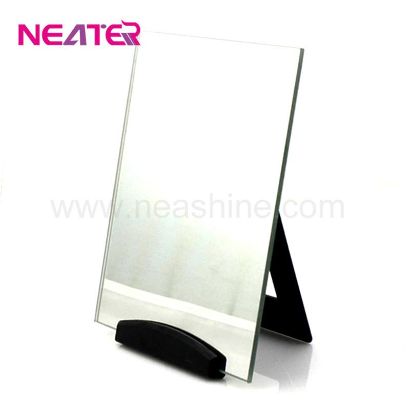 Hot Sale LED Foldable Pocket Handbag Compact Makeup Pocket Mirror With  Light Cosmetic Handheld