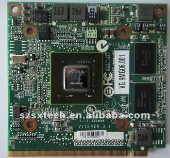 100% bland new and origina NVIDIA GeForce 9300M GS(G98-630-U2)DDR2 256M 64Bit MXMII laptop VGA graphics card for Acer.