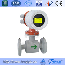 High temperature and corrosive Electromagnetic Flowmeter