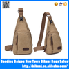 Fashion Vintage Men Chest Bag Outdoor Travel Sport Casual Chest Bag