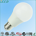 Globe LED Recessed Bulb Light 5W 7W 9W 3000K Soft White A60 E27 LED Dimmable Light