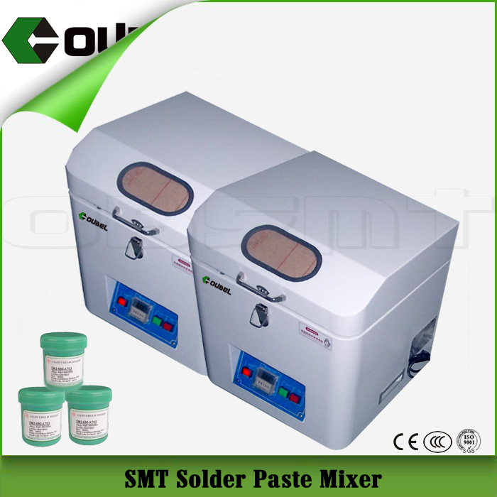 high speed automatic SMT industrial solder paste mixer,industrial solder mixer