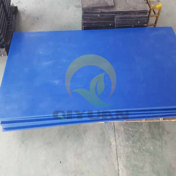 Moulded presses uhmwpe and hdpe plastic sheet