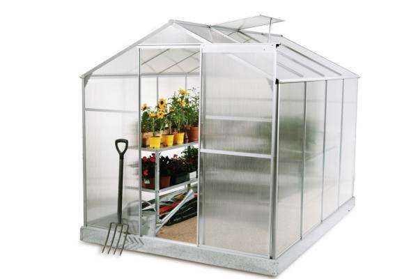 Amazing victorian garden glass greenhouses with uv coating