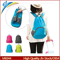 Korean Multifunctional waterproof foldable backpack bag outdoor travel bag