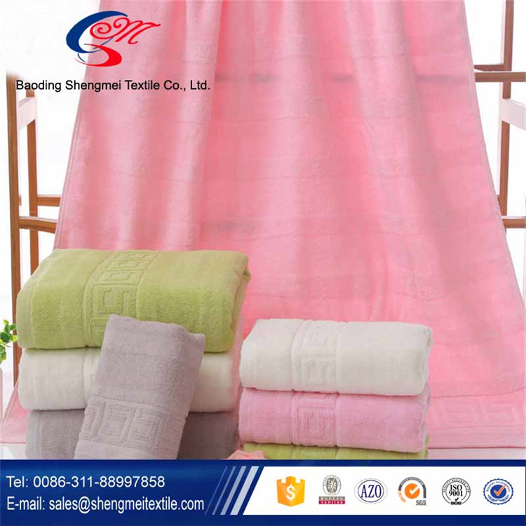 70*140cm 100% Cotton Terry Hotel Bath Towel for Bath Room Bath Linen