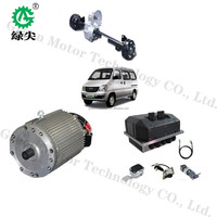 high power 15kw 168v electric car conversion kits, motor for electric vehicle, electric car engine sale