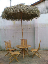 CHEAP PRICE bamboo furniture, bamboo fencing, bamboo gazebo & tiki hut bar