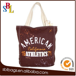 Cheap recycle printed folding custom shopping bags&shopping bags for wholesale&promotional printing shopping bag