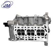 auto engine cylinder head with 12 valves for microbus