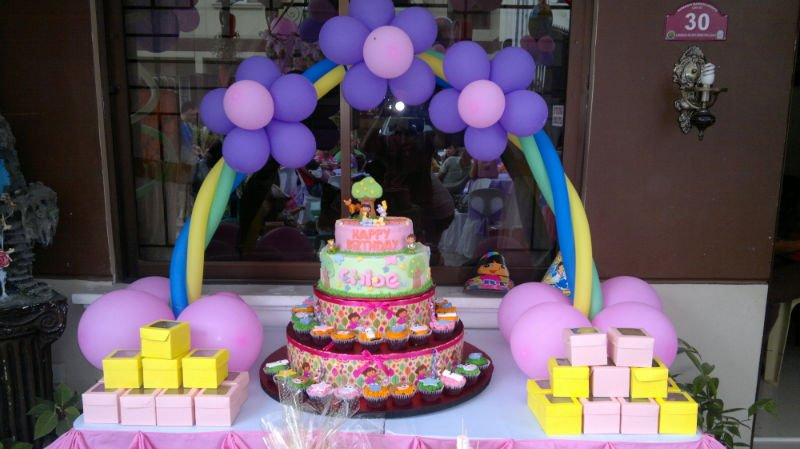 Balloons Decor & Party Needs