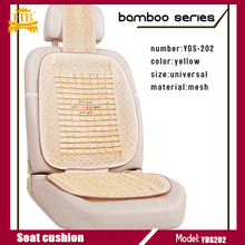 hot selling and cooling bamboo seat cushion for car