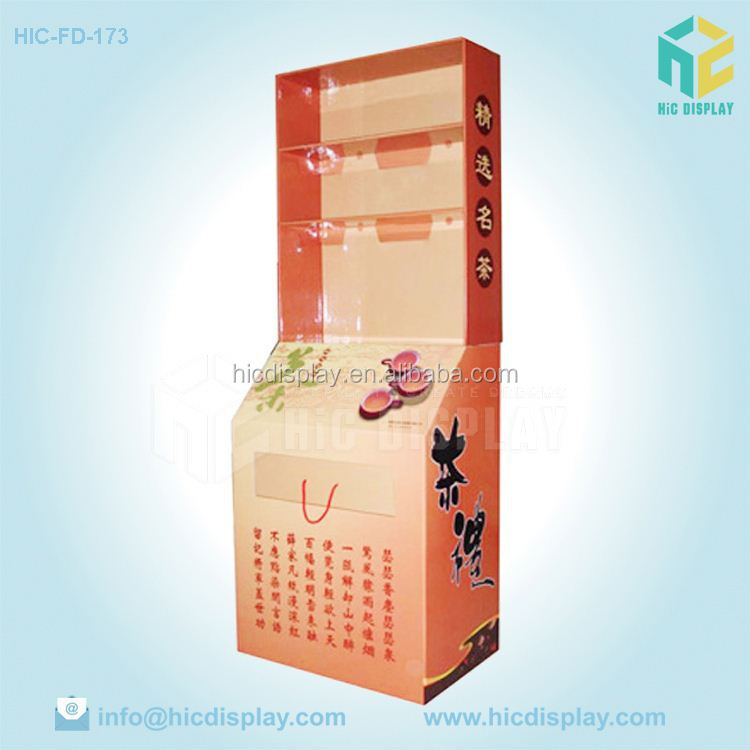 Business card, greeting card and post card display stands