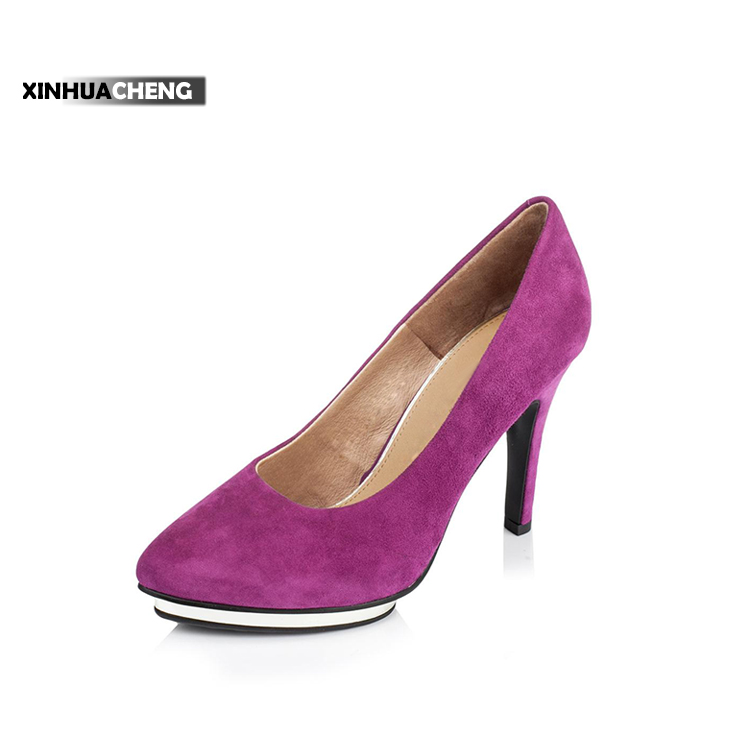 attractive color well-suited womens dress pumps shoes