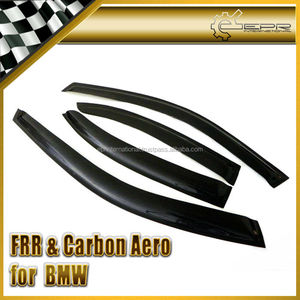 4 Door Carbon Wind Deflector 4pcs For BMW E90 3 Series