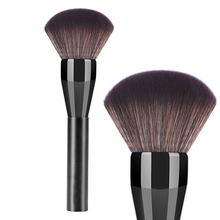 top quality microfine synthetic super large air powder face makeup brush
